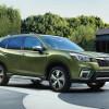 Новый Subaru Forester получил рублевые цены
