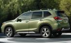 Обновленный Subaru Forester. Он может быть вашим за два миллиона
