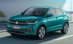 Будущий бестселлер. Volkswagen рассекретил кроссовер VW T-Cross