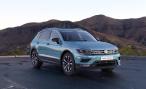 Volkswagen представляет особенный VWTiguan специально для России
