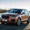 Bentley представляет самый быстрый внедорожник Bentayga Speed