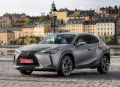 Великолепный Lexus UXдобрался доРоссии