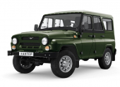 УАЗ начал продажи обновленного UAZ Hunter