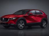 Mazda CX-30. Промежуточный вариант