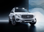 Mercedes-Benz GLB. Еще один «Гелендваген», только поменьше
