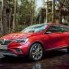 Renault Arkana для России. Модификации определены