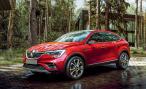 В России стартовал прием заказов на Renault Arkana