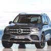 Новый Mercedes-Benz GLS. ВРоссии— доконца года