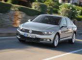Volkswagen представил новый Passat для России