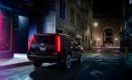 Cadillac представляет специальную серию внедорожника Escalade — Sport Edition