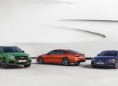 Audi привезла в Россию эксклюзивные A7 Sportback, A5 Coupe и Q5