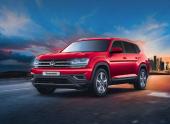 Открыт прием заказов на Volkswagen Teramont с новым двигателем