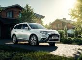 Семиместный Mitsubishi Outlander будет стоить два миллиона рублей