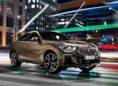Новый BMW X6. Братцы, он светится!
