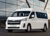 Toyota Hiace нового поколения уже в России