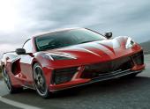Новый Chevrolet Corvette. Мотор не на том месте