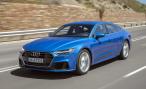 У Audi A7 в России новая модификация