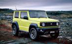 Названы комплектации нового Suzuki Jimny в России