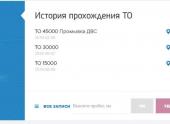Hyundai в России. Теперь только электронные сервисные книжки