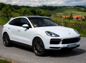 Porsche Cayenne Coupe. Красиво, элегантно и дорого