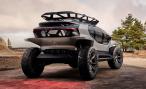 Audi AI:TRAIL quattro. Внедорожник будущего