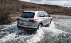 Volkswagen Tiguan Winter Edition. Подарок на зиму
