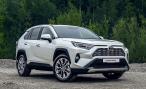 Новая Toyota RAV4. Комплектации и цены