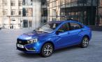 В России стартовали продажи Lada Vesta с вариатором