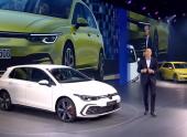 В Германии состоялась мировая премьера Volkswagen Golf восьмого поколения