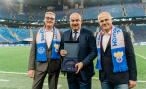 Черчесова и Ионова наградили за проигрыш в матче против Бельгии
