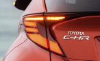 Toyota обновила кроссовер C-HR. Теперь он стоит на 560 тысяч дороже