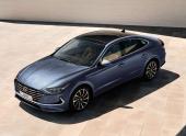 В России предлагают Hyundai Sonata с 2-литровым «атмосферником»