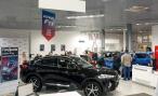 Автосалон Haval открылся в Санкт-Петербурге