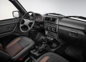 Обновленная Lada 4×4. Загляни в салон