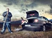 Какое наказание ждет водителя, который перевозит человека в багажнике
