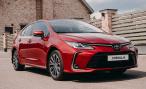 В России стартовал прием заказов на Toyota Corolla 2020 года
