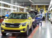 В России запущено производство нового кроссовера Kia