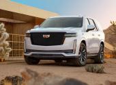 Новый Cadillac Escalade. Гроб, набитый технологиями