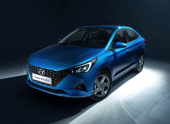Названы цены на обновленный Hyundai Solaris