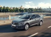 Новый Volkswagen Polo. Чем порадуешь?