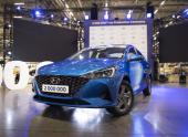 Обновленный Hyundai Solaris. Два праздника в один день