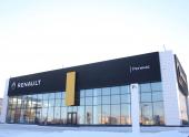 В Магнитогорске открылся новый дилерский центр Renault