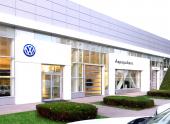 Volkswagen открыл в Воронеже новый шоу-рум. Да не простой, а цифровой