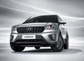 Первые подробности об обновленной Hyundai Creta