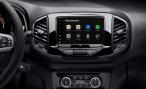 Флагманский кроссовер Lada Xray Cross Instinct получил систему «Яндекс.Авто»