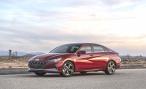 Новая Hyundai Elantra для российского рынка