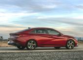 Названы рублевые цены на Hyundai Elantra седьмого поколения