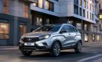 В России стартовали онлайн-продажи Lada Xray Cross особой серии Instinct