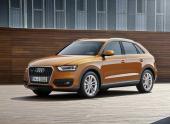 Audi начинает закрытый показ модели Q3 в Москве