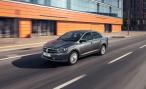 В России стартовал прием заказов на Volkswagen Polo Седан нового поколения